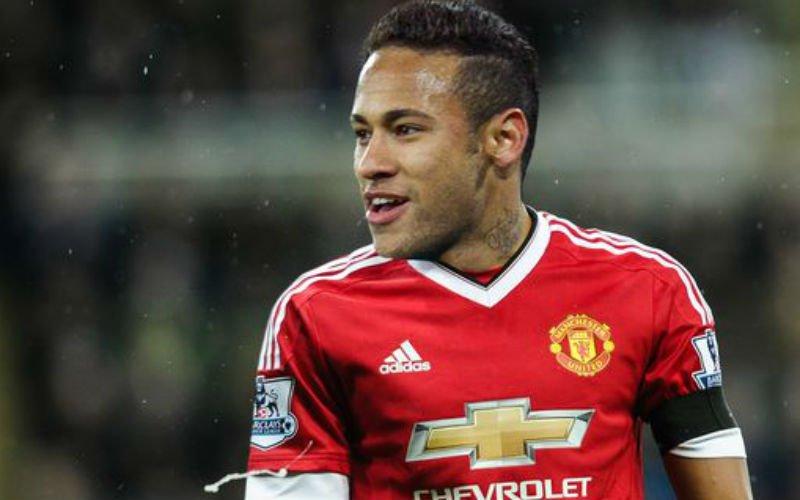 'Neymar hakt knoop door en tekent bij Manchester United'