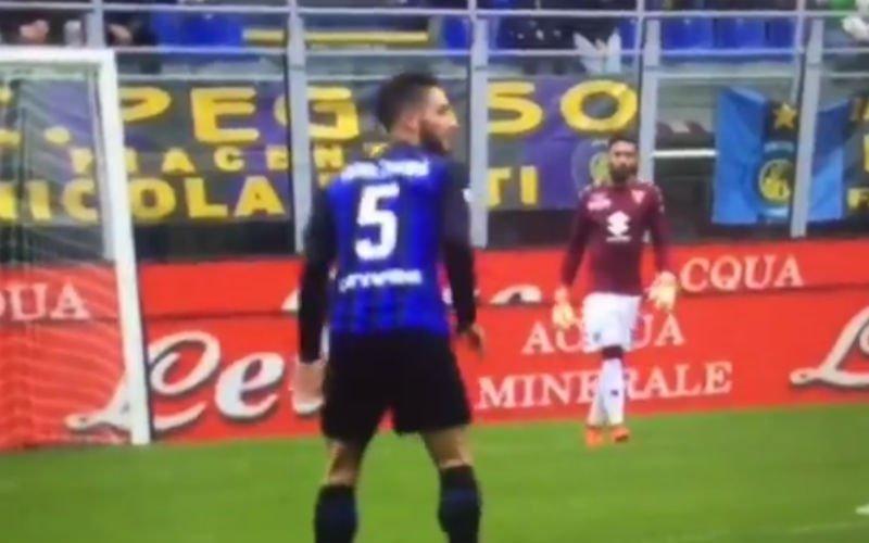 Torino-speler krijgt onwaarschijnlijk pijnlijke trap te verwerken (video)
