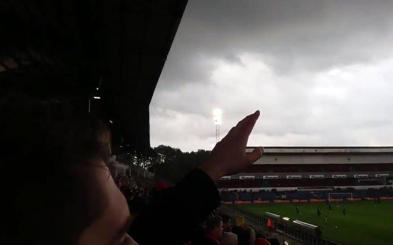 Antwerp-fans eren overleden jeugdspeler met indrukwekkend eerbetoon (video)