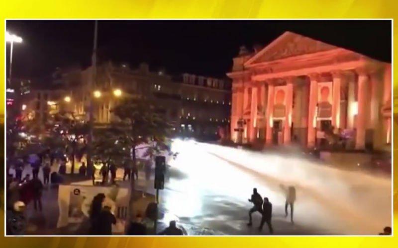 Boskamp woedend na rellen in Brussel: