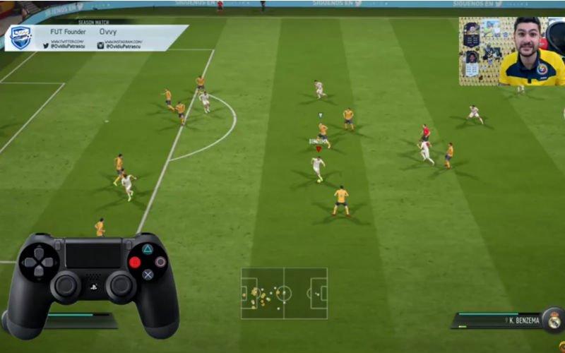 Met deze eenvoudige beweging zet je iedereen in de wind in FIFA 18 (video)