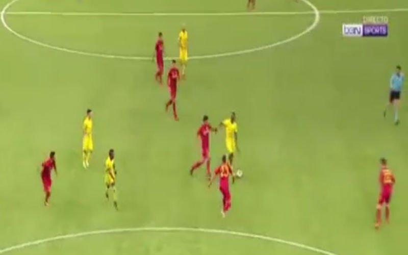 Deze ex-spits van Anderlecht heeft duidelijk minder nodig om te scoren dan Teo (video)