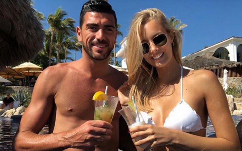 WAG van Graziano Pellè geniet van een hete vakantie in Mexico en wij genieten mee