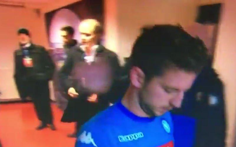 Mertens weet niet waar eerst te kijken na stevige tik van T2 Feyenoord (video)