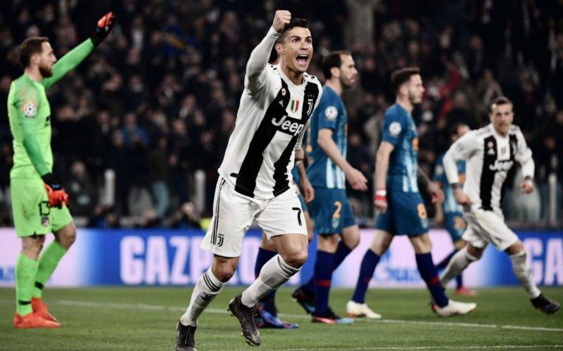 Weergaloze Ronaldo telt Atlético uit, City scoort 7 (!) keer