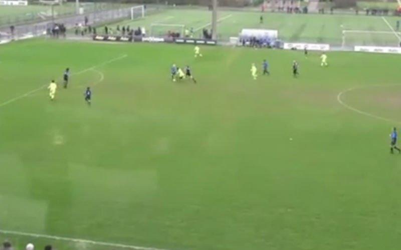 Supertalent AA Gent scoort ongelofelijk doelpunt tegen Club Brugge (VIDEO)