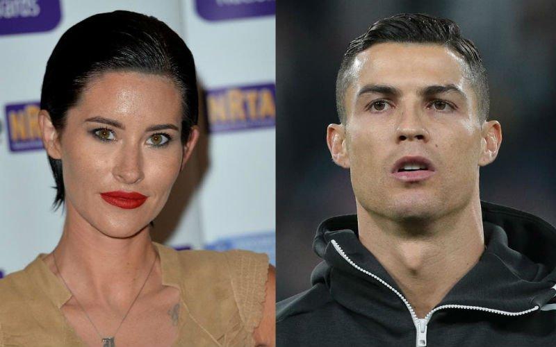 Ex zwijgt niet meer over Ronaldo en doet boekje open: