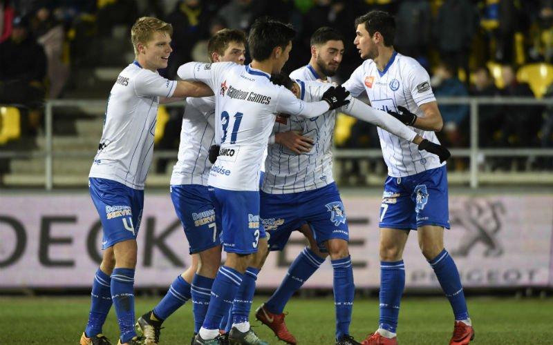 Voetbalbond blundert: AA Gent staat eigenlijk hoger in het klassement