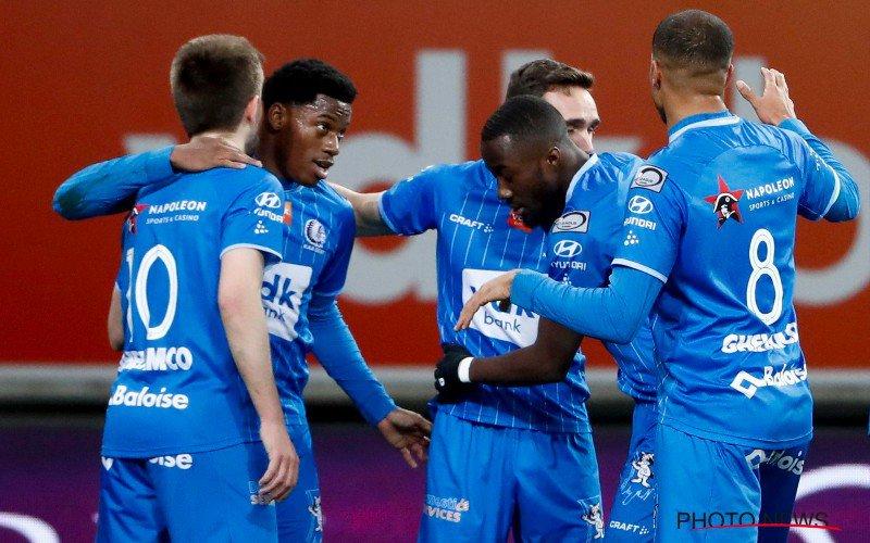 'Gent haalt opgelucht adem, sterkhouder blijft minstens nog een jaar'