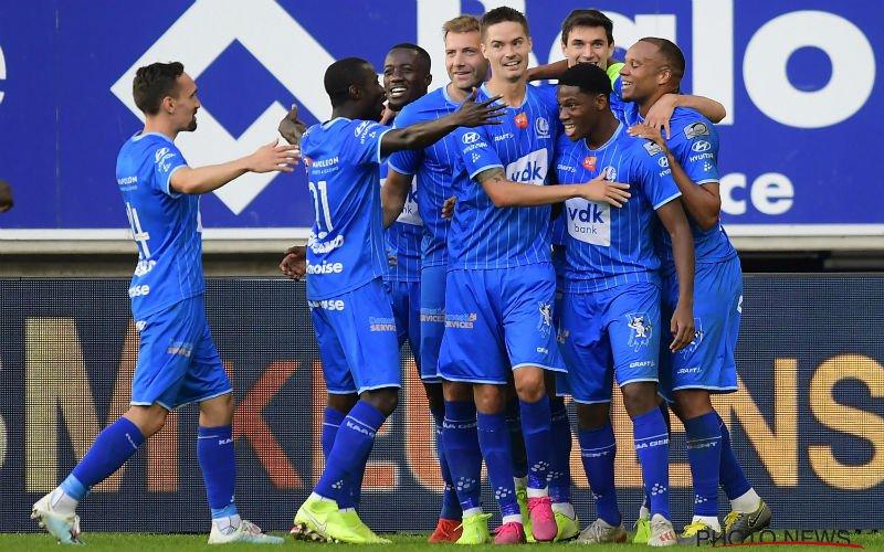 Indrukwekkend AA Gent legt KV Mechelen met sprekend gemak over de knie