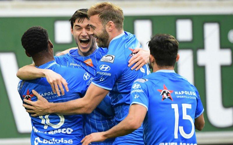 AA Gent wint ruim, nieuwkomer Dorsch maakt meteen indruk