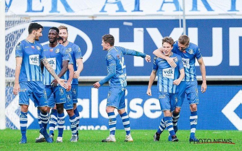 AA Gent haalt zwaar uit naar de eigen fans