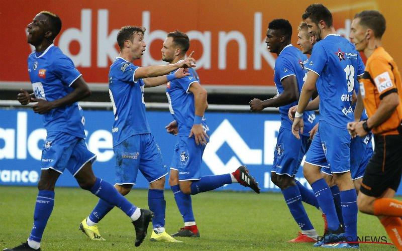 Ongeziene taferelen bij AA Gent: 'Speler vraagt om hem niet op te stellen'