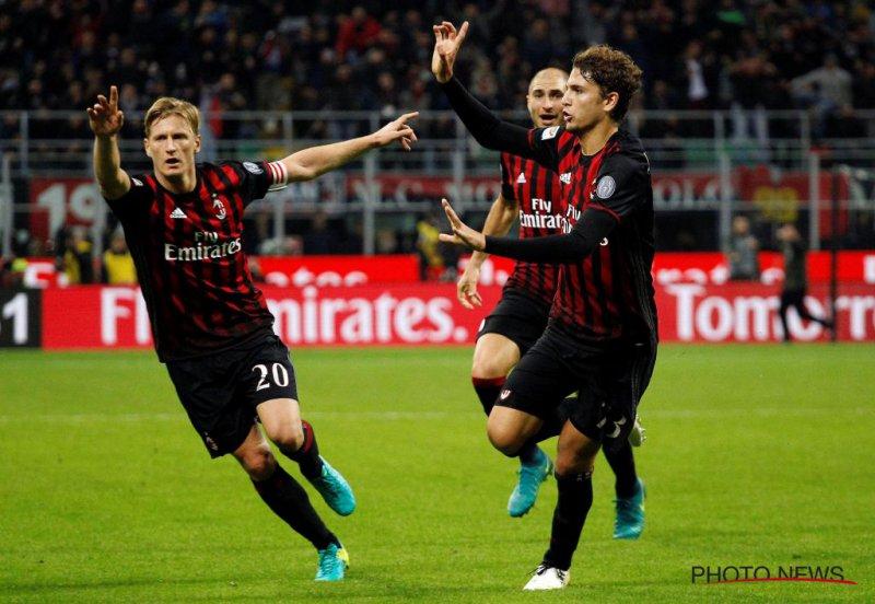 AC Milan is helemaal terug: 'We gaan het wereldrecord verbreken om Rode Duivel te halen'