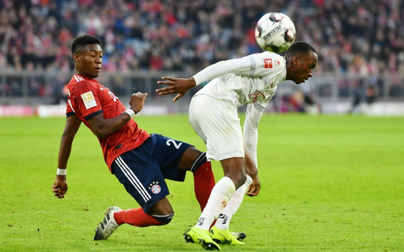 Lukebakio maakt hattrick tegen Bayern:
