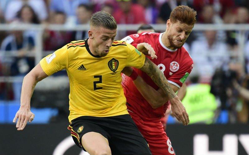 'Alderweireld versiert tijdens wedstrijd tegen Tunesië deze héérlijke transfer'