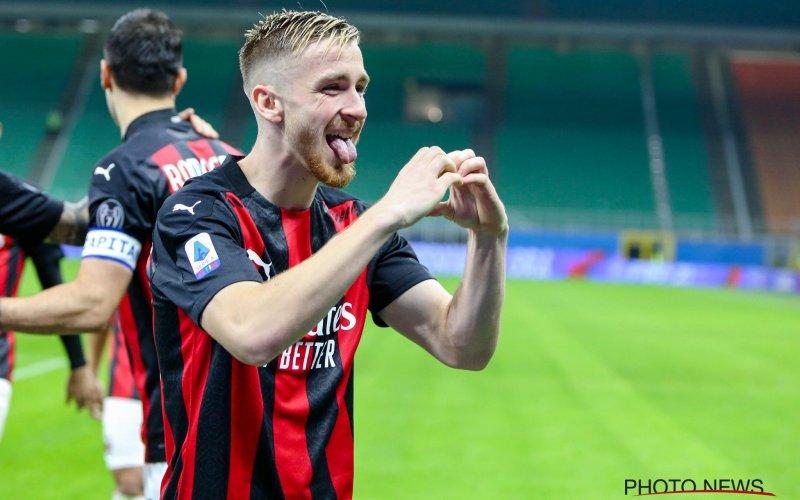 'Alexis Saelemaekers kan AC Milan verlaten en nieuwe toptransfer maken'