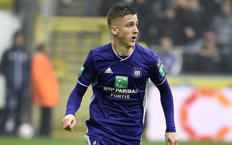 Alexis Saelemaekers haalt na Anderlecht-Gent zwaar uit