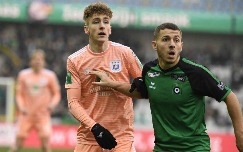 Verhuist Kylian Hazard naar Belgische topclub?