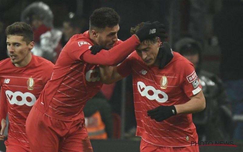 Standard zet scheve situatie recht en wint in extremis van KV Oostende