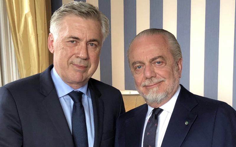 OFFICIEEL: Carlo Ancelotti is nieuwe trainer van Dries Mertens