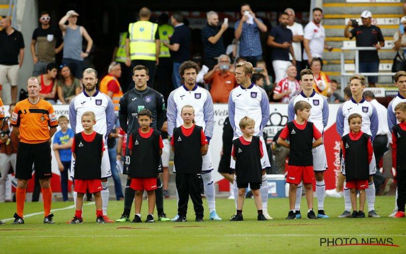 """Topspeler Anderlecht breekt: """"Hij is volledig ingestort"""""""
