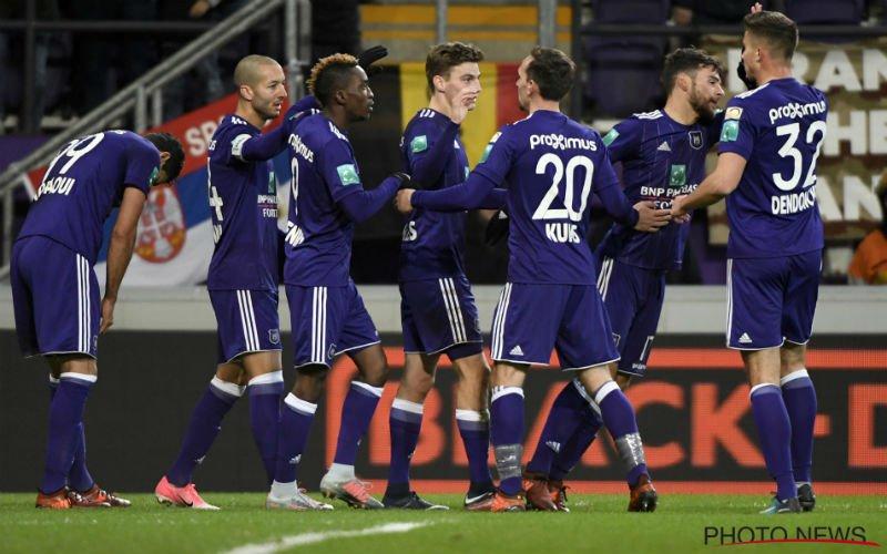'Anderlecht stuurt Standard met opdoffer terug naar Luik'
