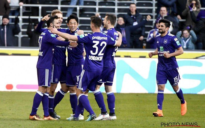 'Anderlecht vreest onverwacht vertrek van belangrijke pion'