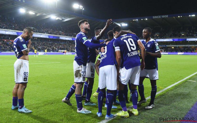 Anderlecht-fans zwaar onder de indruk: