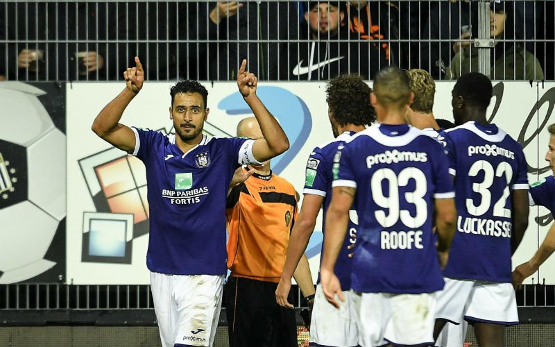 Anderlecht nekt Charleroi én VAR en boekt belangrijke zege