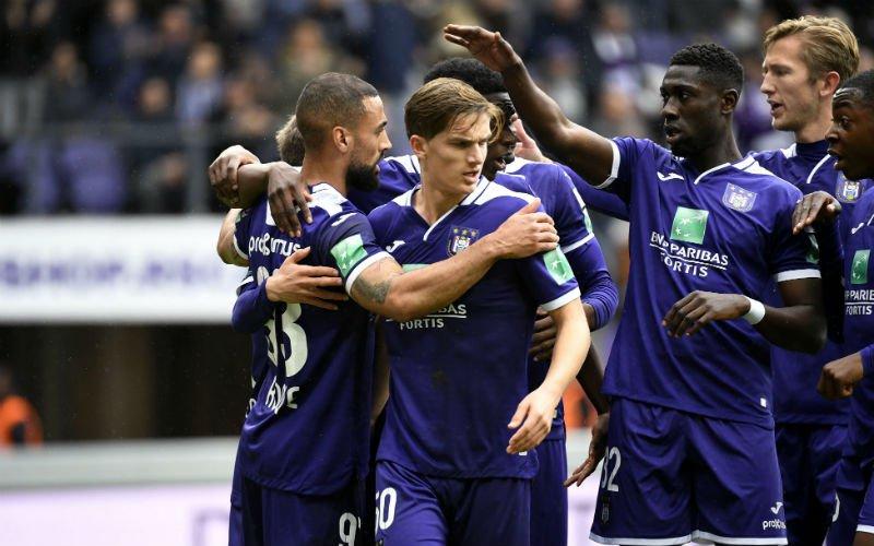 Anderlecht-fans maken eigen speler af: