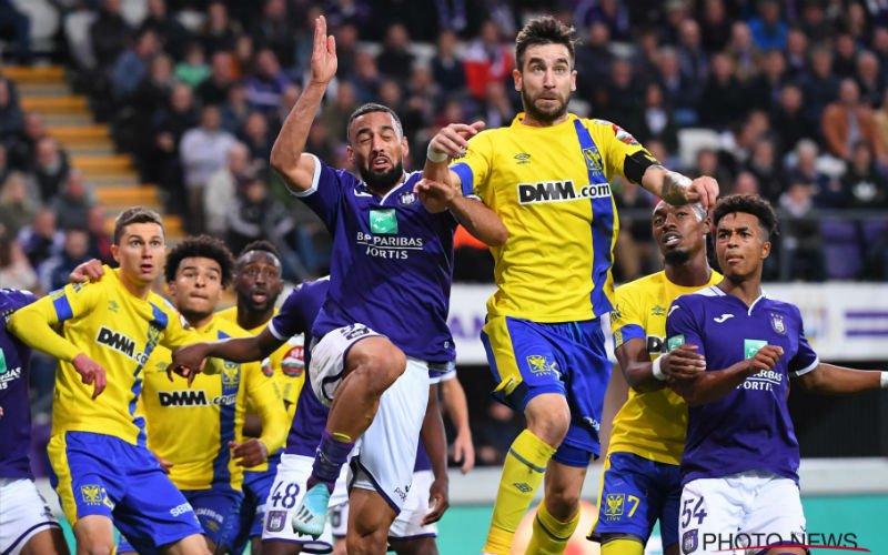 Ongeloof tijdens Anderlecht-STVV: