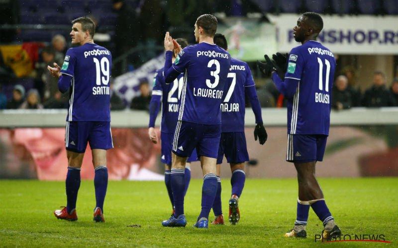 """Anderlecht pijnlijk bestolen: """"Dit is onbegrijpelijk"""""""