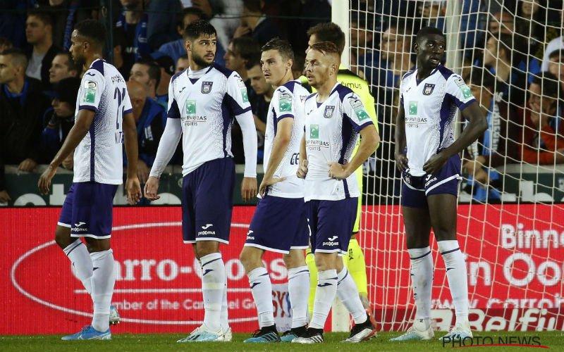 'Stevige klap voor Anderlecht, absoluut goudhaantje vertrekt'