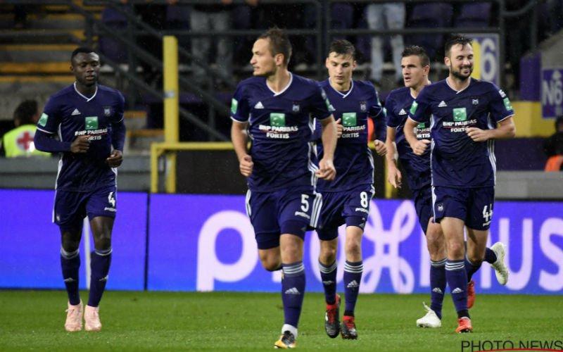 Sanneh kopt Anderlecht in blessuretijd voorbij Standard