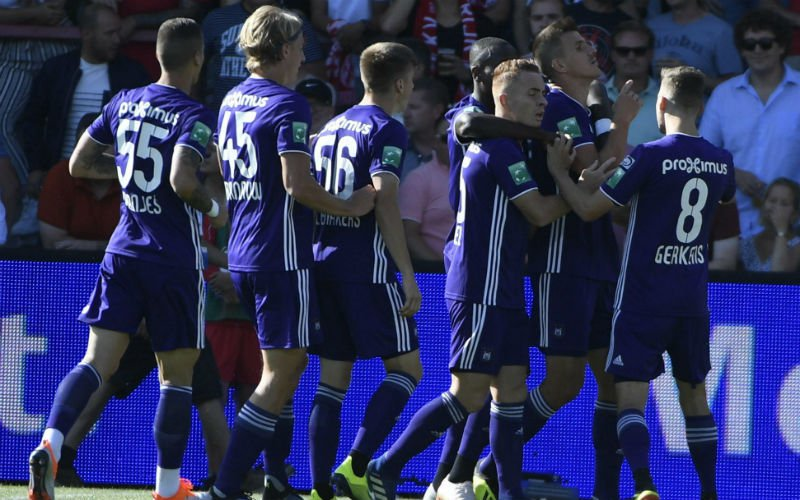 'Anderlecht legde bod van 8 miljoen op sterkhouder naast zich neer'