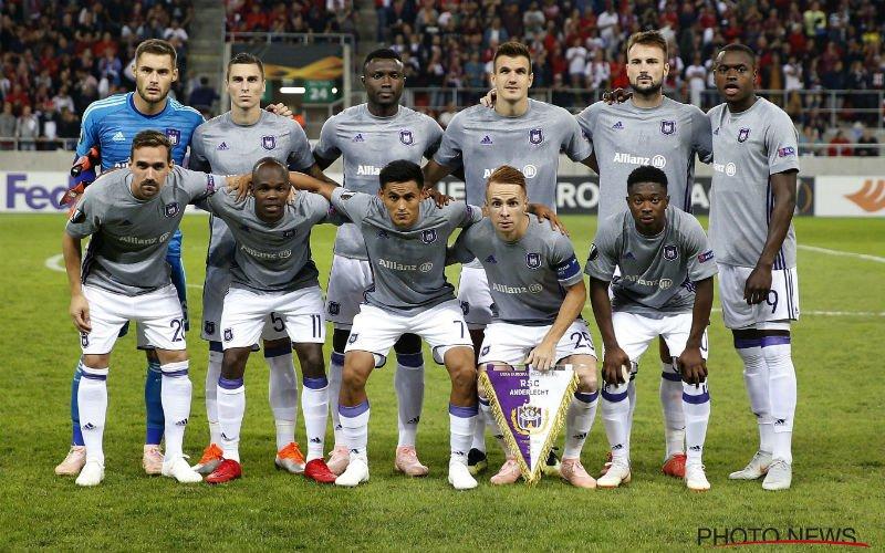 4 Anderlecht-spelers gebuisd en afgemaakt: