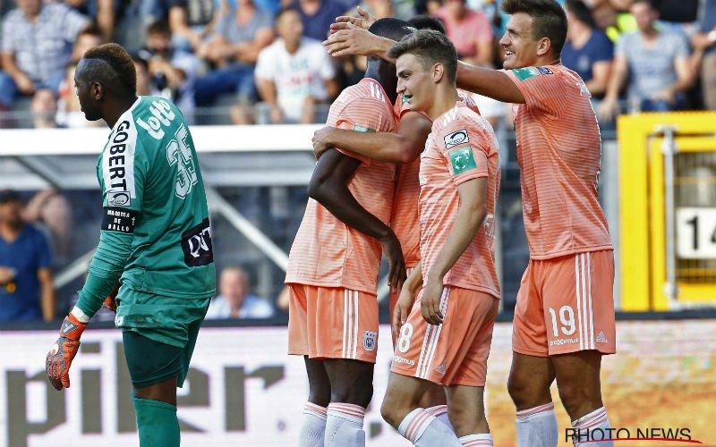 Anderlecht wint op een diefje van Charleroi