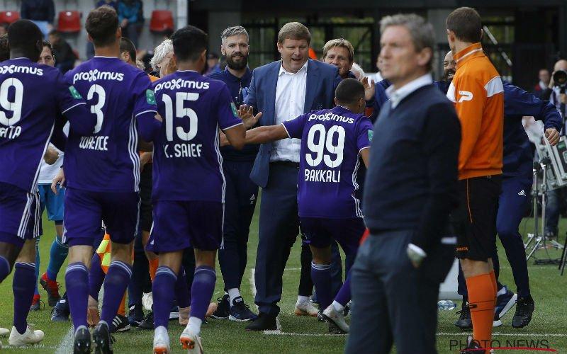 'Uitslag in Anderlecht-Cercle Brugge is al bekend'