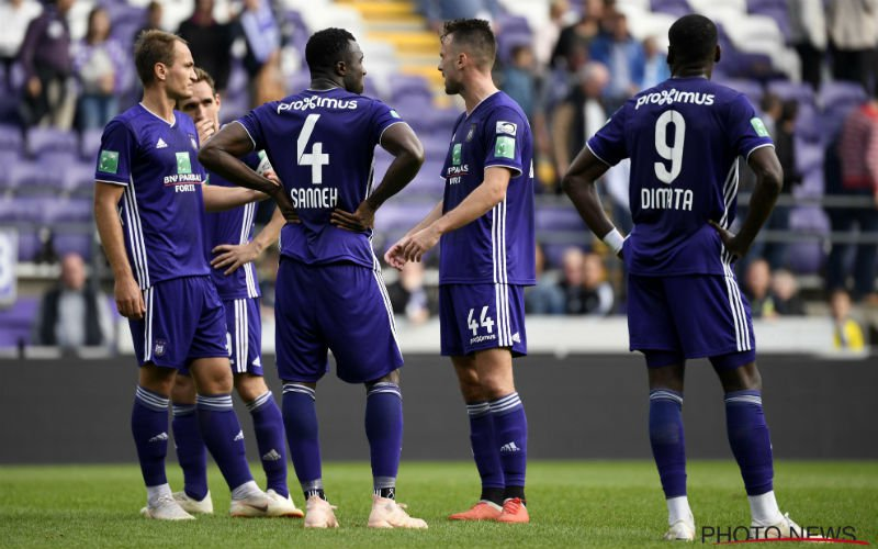 Anderlecht beschuldigd van matchfixing: