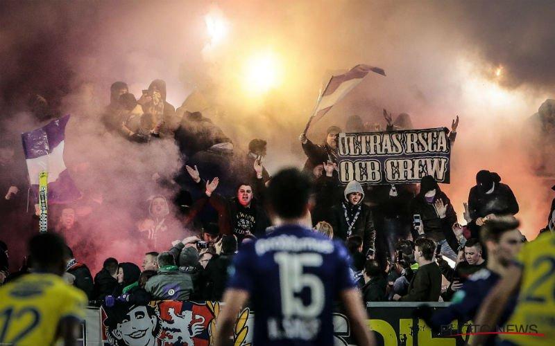 Anderlecht-fans razend na nieuwe onthulling: