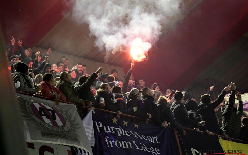 Uitgelekt: 'Dit zijn de mensen die achter supportersgeweld bij Anderlecht zitten'