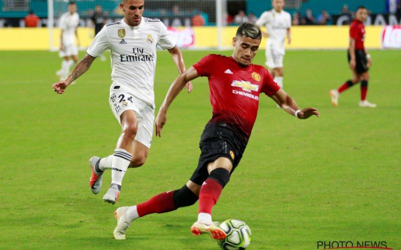 Andreas Pereira heeft eerste nationale selectie beet