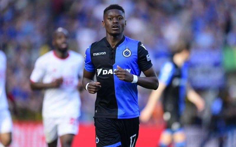 Verrassend: Blijft Limbombe toch bij Club Brugge?