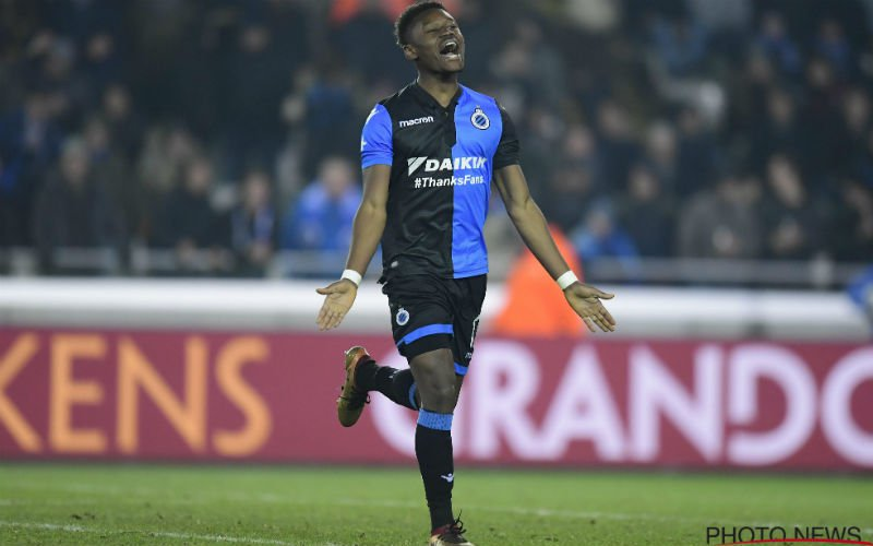 Club Brugge maakt werk van nieuwe Limbombe: 'Hij wordt zijn vervanger'