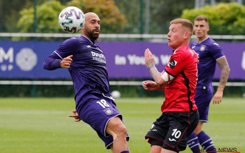'Anderlecht verrast iederéén met nieuws over Vanden Borre'
