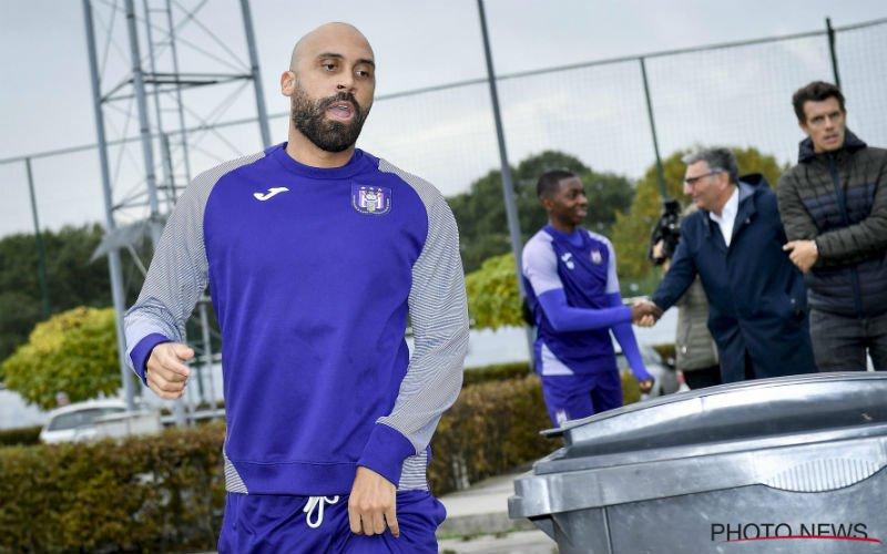 'Anderlecht neemt verrassende beslissing over de toekomst van Anthony Vanden Borre'