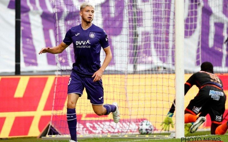 'Antoine Colassin gaat Anderlecht in januari verlaten'