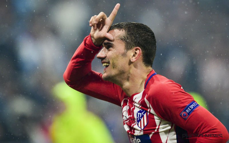 Griezmann wordt meteen afgemaakt nadat hij toekomst bij Atlético bevestigt