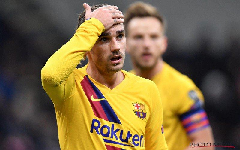 'Barcelona gebruikt Antoine Griezmann voor waanzinnige ruildeal'